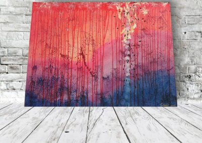 ART00001 Abenschimmer 80x60 Preis: 490 Euro