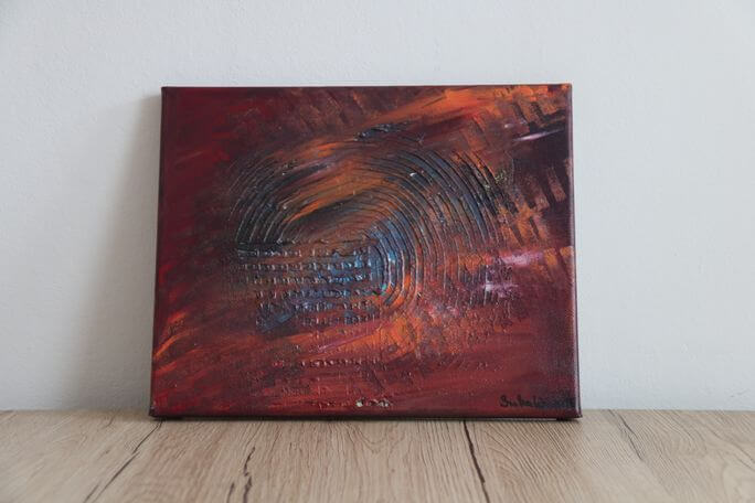 Acrylbilder kaufen im Acrylbilder online Shop moderne abstrakte kunst